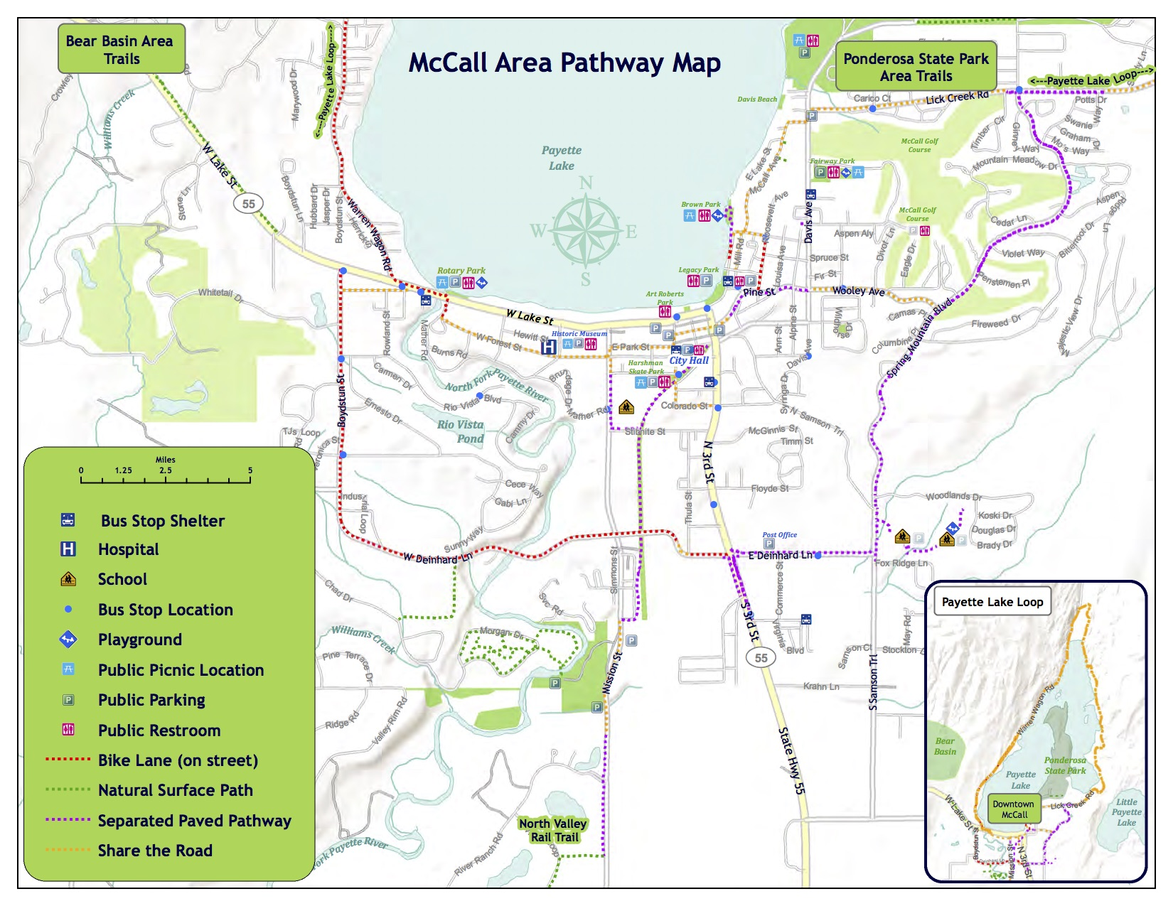 McCall Pathways  Valley County Pathways